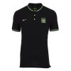 เสื้อโปโลแมนเชสเตอร์ ซิตี้ของแท้ Manchester City League Authentic Polo - Black