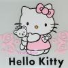 สติ๊กเกอร์คิตตี้ สุญญากาศ kitty & teddy