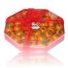 ส้มกล่องแปดเหลี่ยม 500บาท