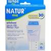 ถุงเก็บน้ำนม Natur รุ่น BPA Free แพค 30 ถุง