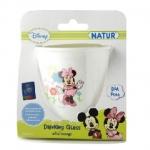 แก้วน้ำเด็ก Natur (BPA-Free) ลาย Mickey Minnie Mouse คละลาย