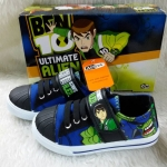 รองเท้ากีฬาเด็กชาย Ben10 สีน้ำเงิน ลิขสิทธิ์แท้จาก ADDA
