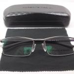 กรอบแว่นตา ไททาเนียม P8190N กรอบเงิน 54-18-132