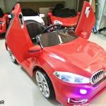 LN1128R รถแบตเตอรี่เด็กนั่งไฟฟ้า ยี่ห้อ BMW-Z4 ประตูปีกนก 2มอเตอร์