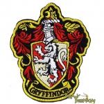 Gryffindor Badge 3D