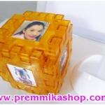 Photo cube (ลูกเต๋าแบบสี)