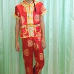 ชุด asean สิงค์โปร์ เด็กชาย ชุดจีน