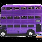 Harry Potter Knightbus รถเมล์อัศวินราตรี