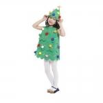 ชุดต้นสน วันคริสต์มาส พร้อมหมวกน่ารัก