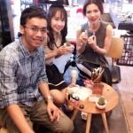 "cute-monster ในรายการ ""สุขสุดสุด ประเทศไทย"" ออกอากาศวันที่ 22.5.57"