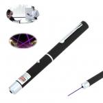 ปากกาเลเซอร์ แสงสีม่วง (ใช้เช็คเลนส์แว่นตาได้ด้วยตัวเอง)