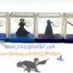 Harry Potter dicer figure - ฟิกเกอร์ตัวละคร Harry Potter ในลูกเต๋า