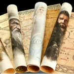 The Hobbit Map Set 4