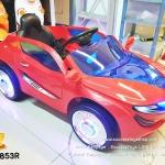 HT99853 รถแบตเตอรี่เด็กนั่งไฟฟ้า ยี่ห้อ BMW V8 มี3สี แดง ขาว ดำ