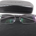 กรอบแว่นตา ไททาเนียม P8190N กรอบเทาดำ 54-18-132