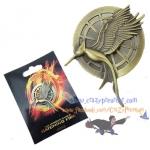 เข็มกลัด The Hunger games # Catching Fire แบบ 3