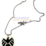 Marvel agents of s.h.i.e.l.d necklace