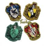 อาร์มตราสัญลักษณ์ประจำบ้านสามมิติ- Harry Potter Badge 3D