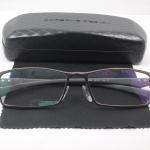 กรอบแว่นตา ไททาเนียม P9064N กรอบเทาดำ 55-17-136