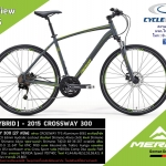 Merida Crossway 300D-2015 มีsize 48 ครับ