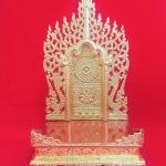 แท่นพระพม่า 12 นิ้ว (ปิดทอง)