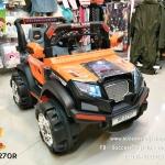 กก3727OR รถจิ๊ฟตำรวจสีส้ม