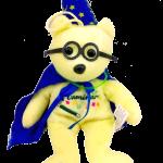 Harry Potter TY Beanie Bear - ตุ๊กตาหมีที่ระลึกรุ่น 1