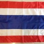 ธงชาติไทย ธงไตรรงค์ No.9 ขนาด 90 * 135 ซม.