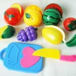 ชุดหั่นผักผลไม้ ของเล่นบทบาทสมมุติ Fruits Party