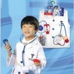 ชุดอาชีพในฝันเด็ก นักบินอวกาศ/แอร์โฮเตส/คุณหมอ