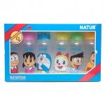 [แพค 6] เซ็ตขวดนม Natur Doraemon Limited Edition