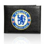 กระเป๋าสตางค์ที่ระลึกเชลซีของแท้ Chelsea Embroidered Wallet