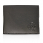 กระเป๋าสตางค์เชลซีของแท้ Chelsea Stadium Leather Wallet - Black