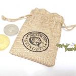 เหรียญกริงกอตส์+ถุงผ้า - Harry Potter Gringrotts Coins