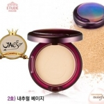 **หมดจ้า**Etude Moistfull Collagen Essence In Pact SPF25/PA++ #2 ผิวสองสี