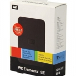 WD Elements SE USB3.0 External HDD 2.5""