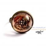 แหวนทองเหลือง Hogwarts