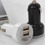 USB 2 ช่อง ชาร์จแบตมือถือในรถ