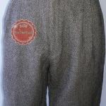 P9:2nd hand pants กางเกงขาสั้นโทนสีน้ำตาล