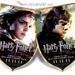 Harry Potter Promo pins ภาค 7