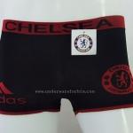 กางเกงในชาย ADIDAS Boxer Briefs : สีดำ CHELSEA edition