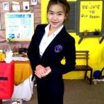 เสื้อสูทนักศึกษาหญิง เข้ารูป ผ้าโพลี มี 2 สี - กรมท่า,ดำ
