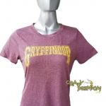 เสื้อยืดกริฟฟินดอร์สีแดง งานแท้ USJ - Gryffindore T shirt