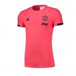 เสื้อเทรนนิ่งแมนเชสเตอร์ ยูไนเต็ด Training T-Shirt สีชมพูของแท้