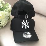 New Era MLB New York Yankees 9FORTY Cap BLACK