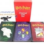 Harry Potter journal set