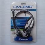 หูฟัง OVLENG มีไมโครโฟน รุ่น L900 MV