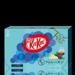 Kit Kat mini Tokyo rum raisin 12 sheets