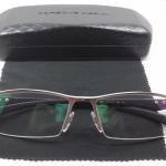 กรอบแว่นตา ไททาเนียม P9065N กรอบเงิน 55-17-136