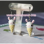 Bunny Ice-cream cone